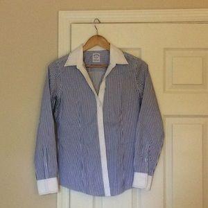 Brooks Brothers tailored shirt